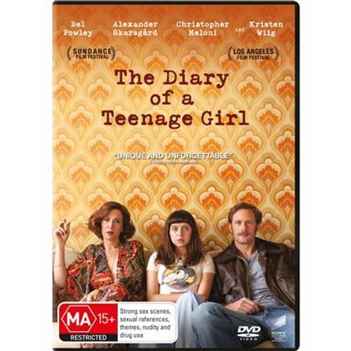 Diary of a Teenage Girl DVD