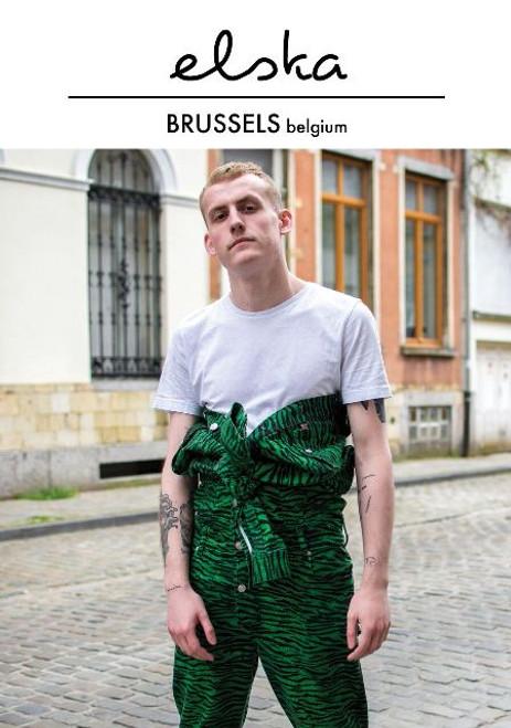 Elska Magazine Issue (12) - Brussels, Belgium