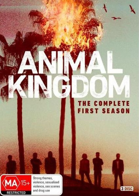 Animal Kingdom (The Complete First Season) DVD