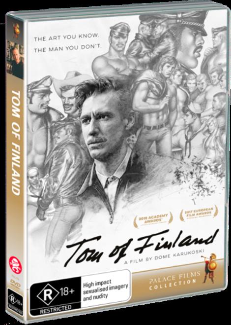 Tom Of Finland DVD