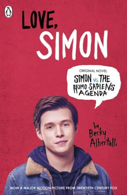 Love, Simon (Simon Vs The Homo Sapiens Agenda)