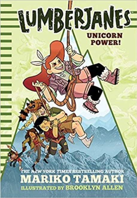 Lumberjanes : Unicorn Power