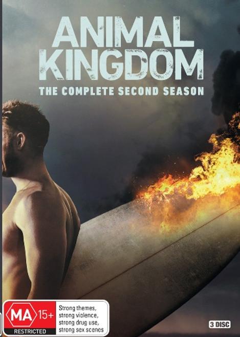 Animal Kingdom (The Complete Second Season) DVD