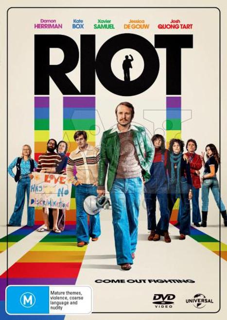 Riot DVD