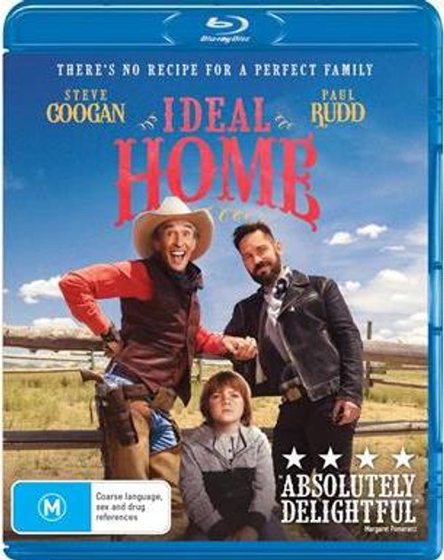 Ideal Home Blu-Ray