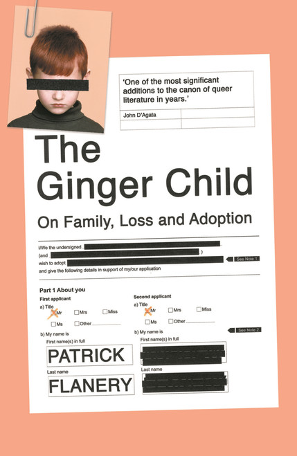 The Ginger Child : On Family, Loss, and Adoption