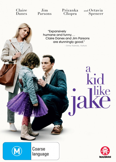 A Kid Like Jake DVD