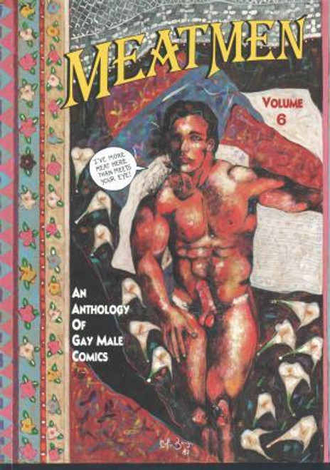 Meatmen Volume 6: An Anthology of Gay Male Comics