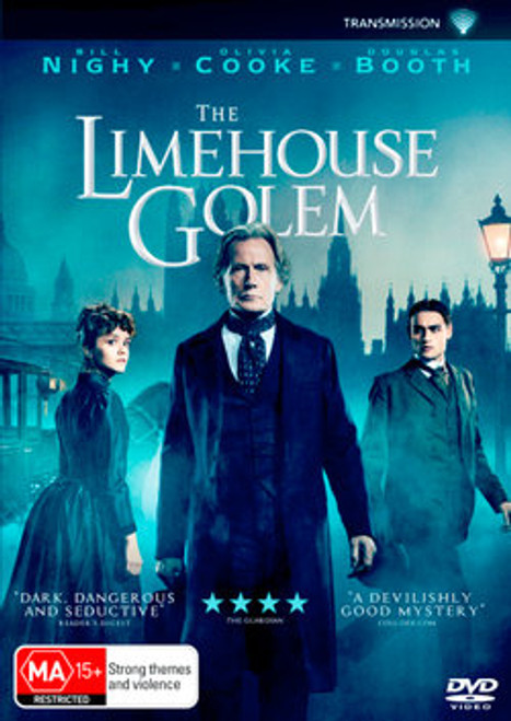 The Limehouse Golem DVD
