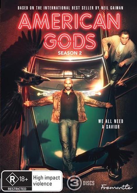 American Gods Season Two DVD