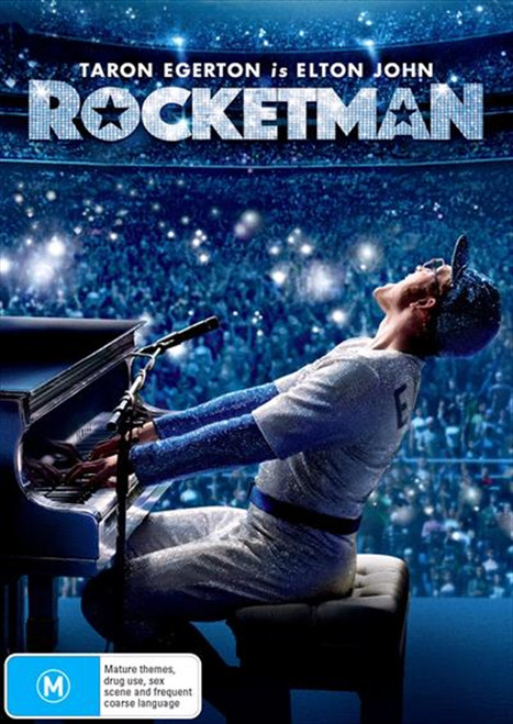 Rocketman DVD