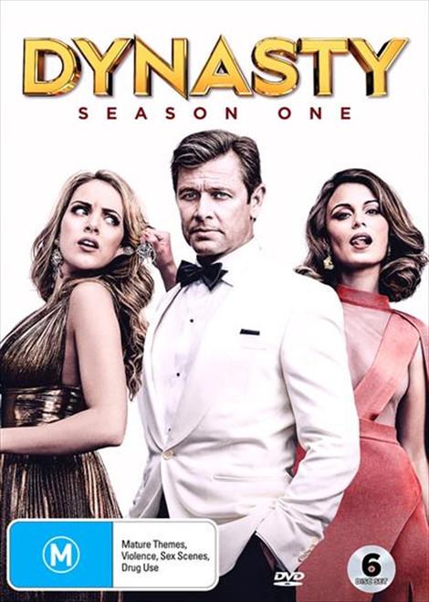Dynasty (Reboot) Season One DVD