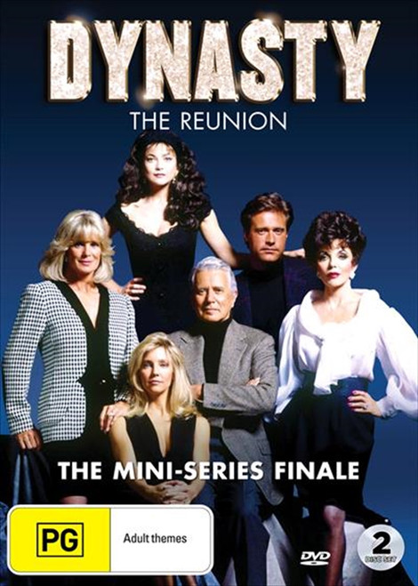 Dynasty - The Finale - Mini-Series DVD