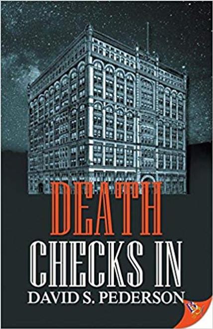 Death Checks In (Heath Barrington Mystery - Book #3)