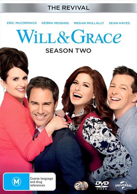 Will And Grace - The Revival - Season 2 DVD