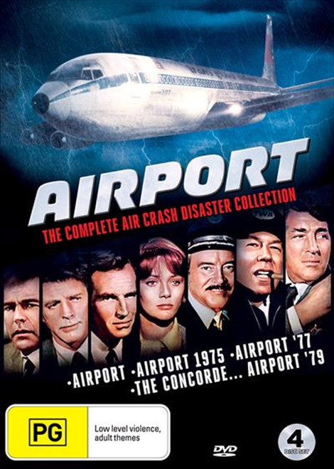 Airport Complete Disaster Collection DVD