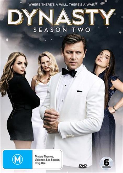 Dynasty (Reboot) Season Two DVD