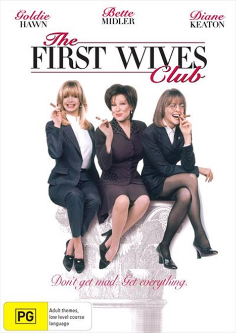 The First Wives Club DVD