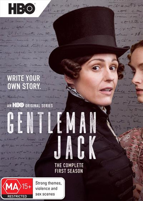 Gentleman Jack Series One DVD