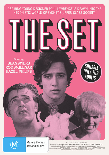 The Set DVD
