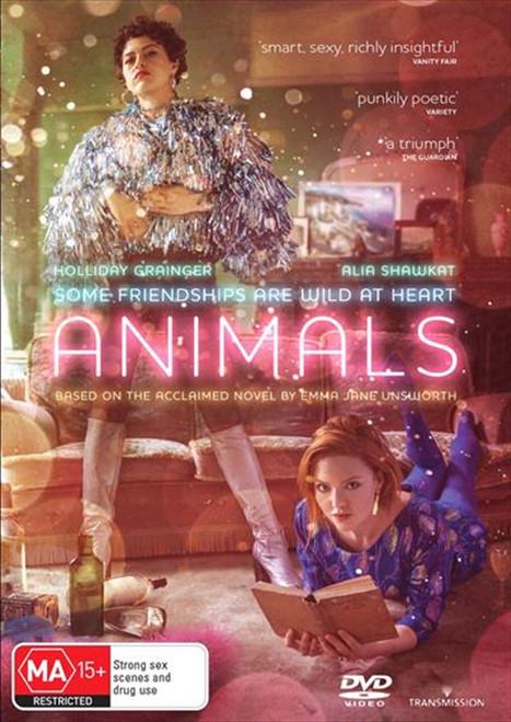 Animals DVD