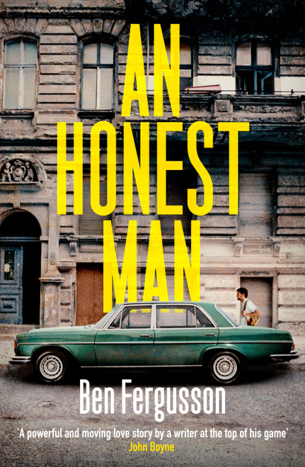 An Honest Man (Paperback)
