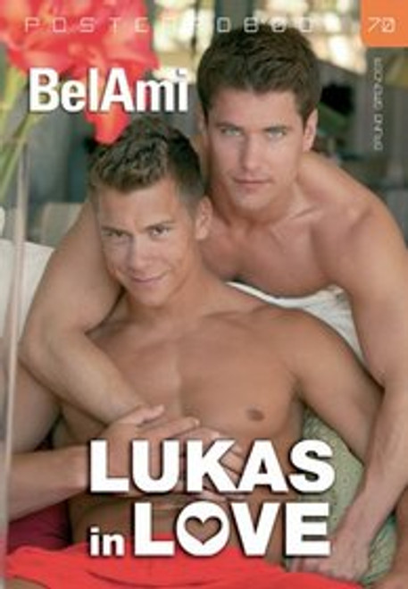 Postcard Book #70 : Bel Ami Lukas in Love