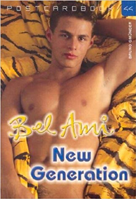 Postcard Book #44 : Bel Ami New Generation