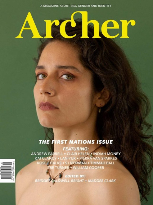 Archer Magazine #13 - The First Nations Issue (2020)