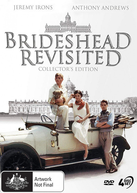 Brideshead Revisited - Complete Series DVD