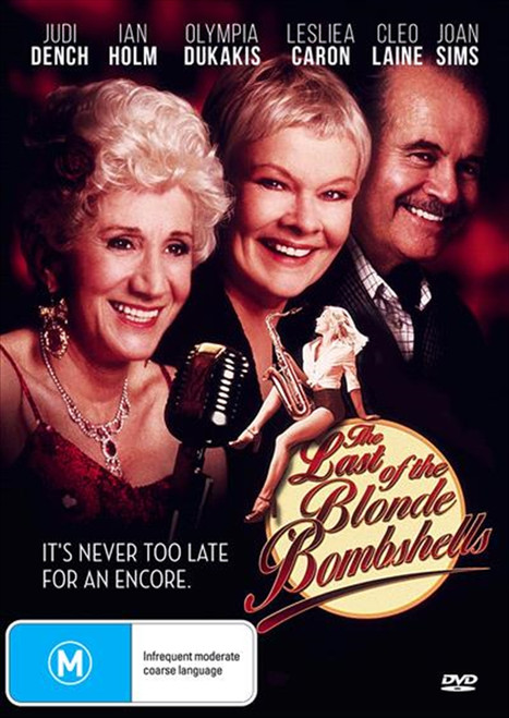 The Last Of The Blonde Bombshells DVD