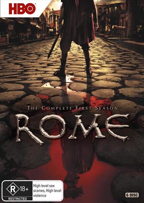 Rome Season One DVD