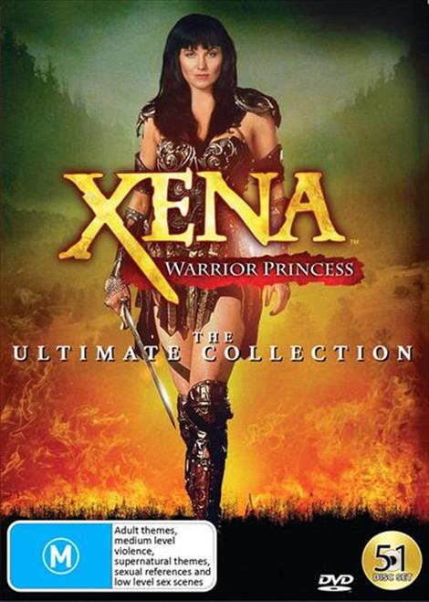 Xena, Warrior Princess Ultimate Collection DVD