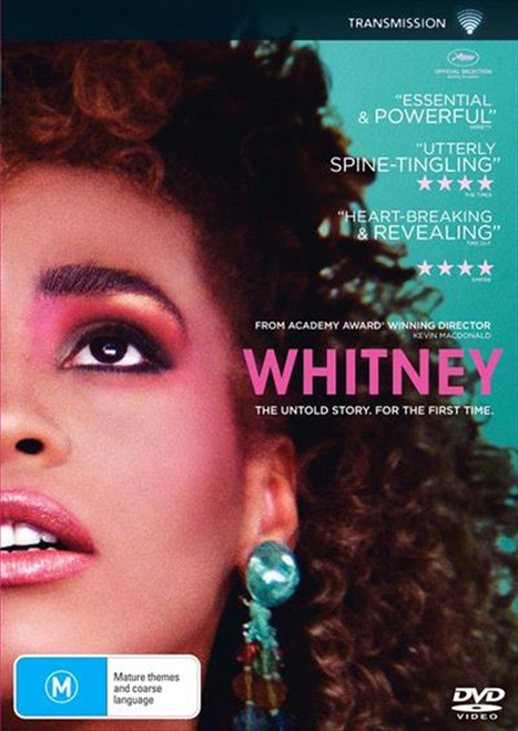 Whitney - The Untold Story For The First Time DVD