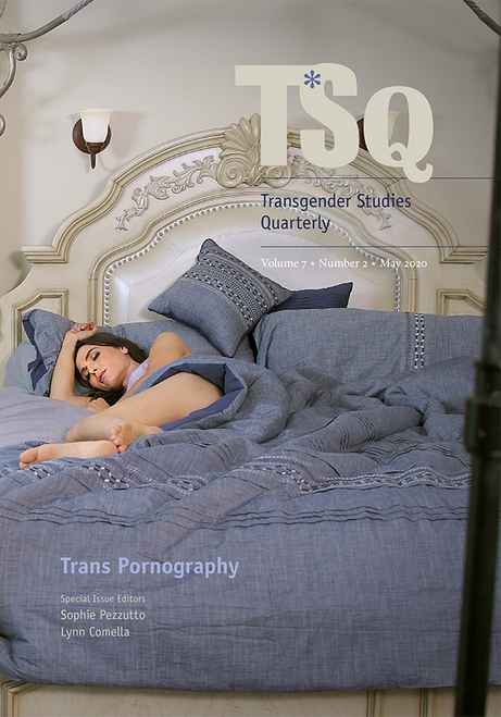 Trans Pornography (An issue of TSQ: Transgender Studies Quarterly)