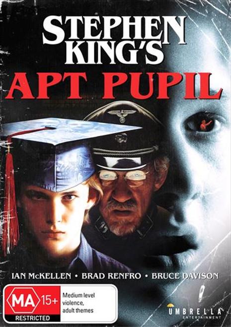 Apt Pupil DVD