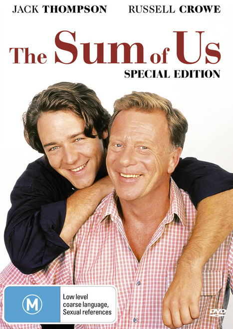 The Sum of Us DVD (Special Edition)