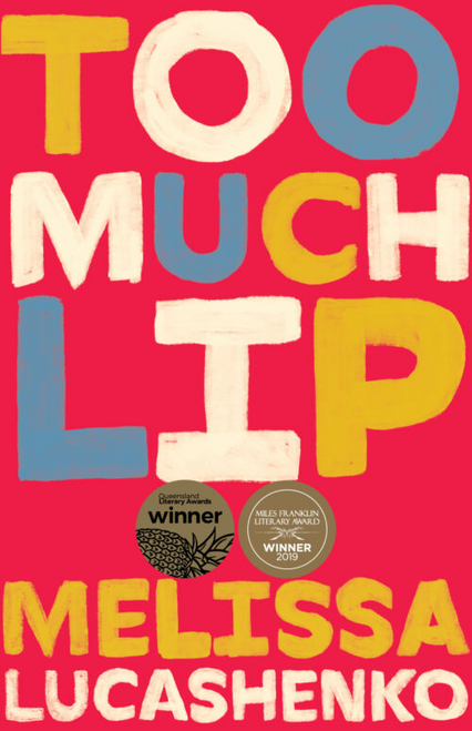 Too Much Lip (Paperback)