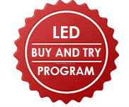LED buy and try program