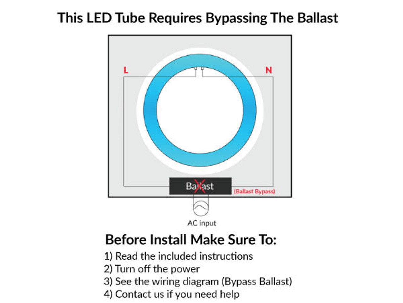 Circular Fluorescent Light Wiring Diagram from cdn11.bigcommerce.com