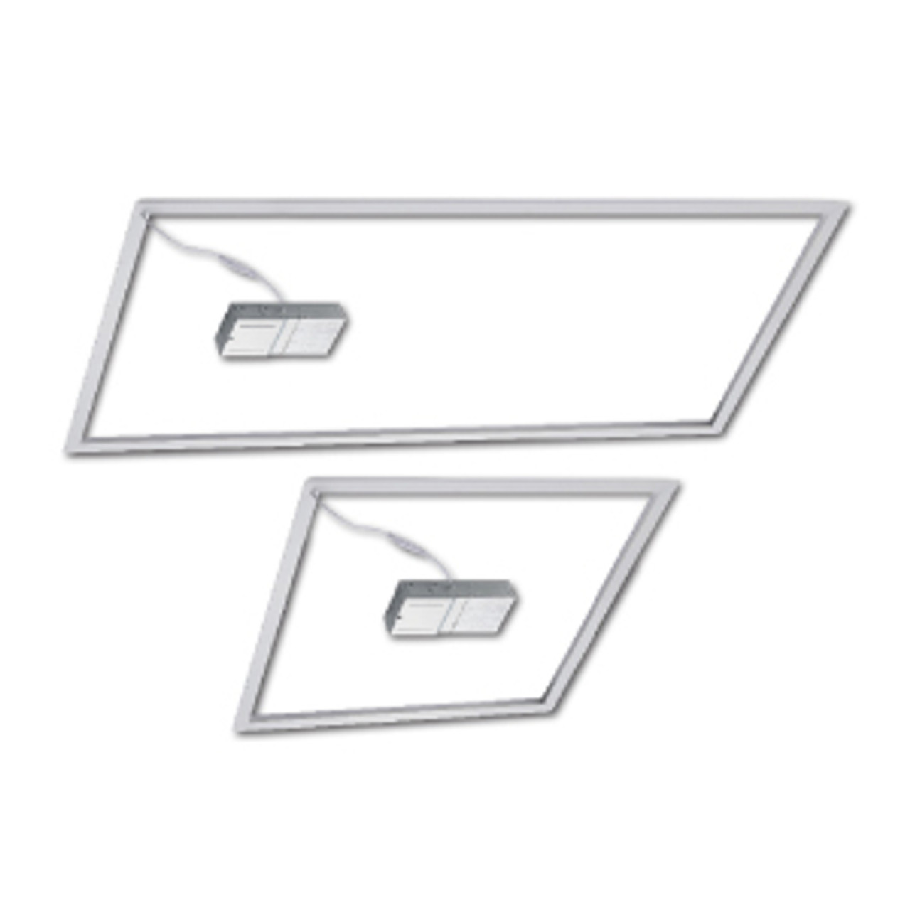 Led Edge Lit Grid Ceiling Tile Perimeter Light