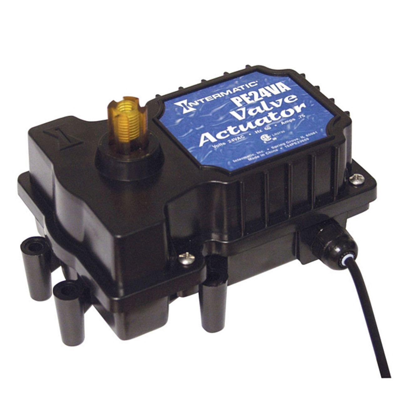 Wireless Control System 24VAC Motorized Valve Actuator
