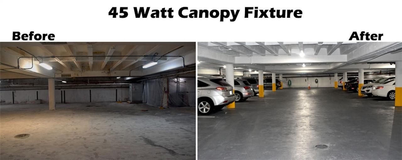 Motion Sensor Indoor Garage Light Perfect For Can