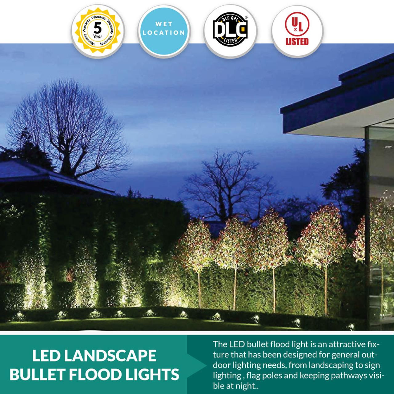 Led Landscape Bullet Series 2