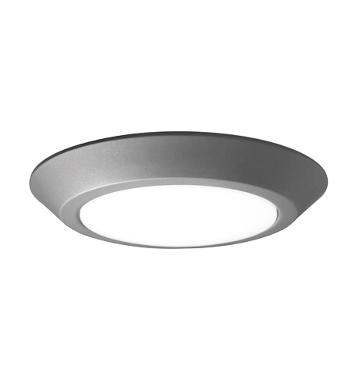 Led disk light flush mount led perfect walkways breezeways storage and utility areas