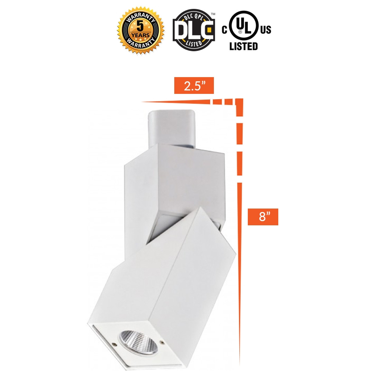led track lighting heads choose your shape and color temperature fits halo h track