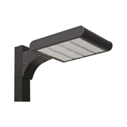 LED Exterior Flood Light Fixture - Can be used for all LED Outdoor Flood Lighting Requirements, 200 Watt - 20,000 Lumens,  With Adjustable Slipfitter Mount for 2-2.5 Inch Pole Mount -3000K.