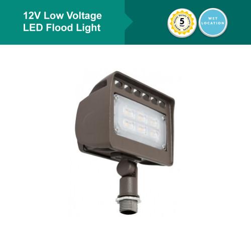 Low Voltage LED Landscape Flood Light