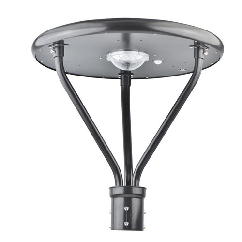 Solar LED Pole Top Lights - Extremely Bright - Commercial Grade - 25 Watt - 4000 Lumen Output - S30024