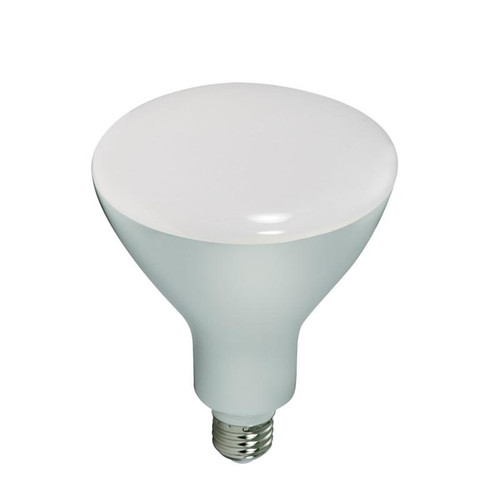 LED BR40 Light Bulb, Dimmable - 12 Watt = 75W Replacement - Cool White 4000K - 120 Volt
